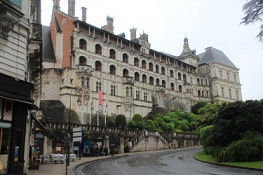 Château in Blois