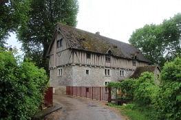 Château des Grotteaux, Wirtschaftsgebäude