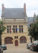 Beaugency, Rathaus