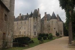 Meung-sur-Loire, Château