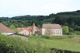 Herrenhaus bei Charnay