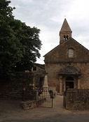 Taizé, Église Ste-Marie-Madeleine