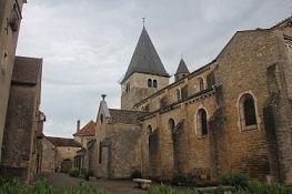 Buxy, Église