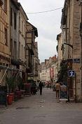 Rue aux Fèvres in Chalon-sur-Saône
