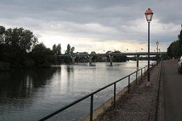 Saône bei Seurre