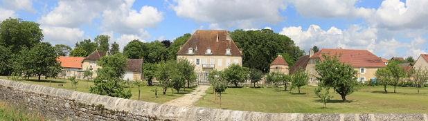 Château de Menthon in Choisey