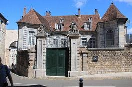Hôtel Boistouset in Besançon