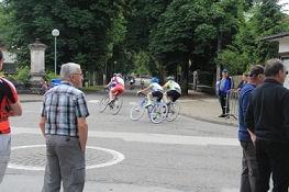 Straßenrennen in Baume-les-Dames