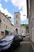 Kirche Saint-Martin in Baume-les-Dames