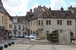 Maison à tourelle in Baume-les-Dames
