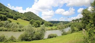 Doubs bei La Grange Vuillotey