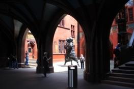 Basel, Rathaus