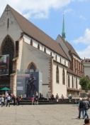Basel, Barfüsserkirche