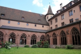 Basler Münster, Kreuzgang