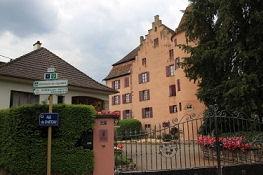 Soultzmatt, Château du Wagenbourg