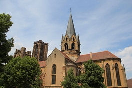 Rouffach, Kirche Notre-Dame de l'Assomption