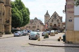 Rouffach, Altes Rathaus und Altes Kornhaus