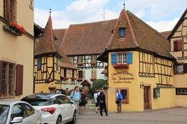 Eguisheim, Weinhaus