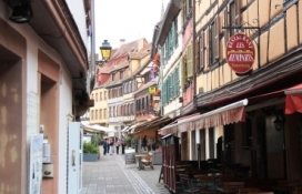 Obernai, Rue du Marché