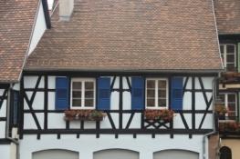 Obernai, Fachwerkhaus