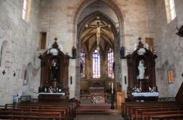 Klosterkirche in Walbourg