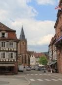Wissembourg, Kirche Saints-Pierre-et-Paul