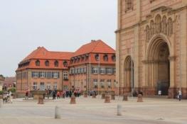 Speyer, Domplatz