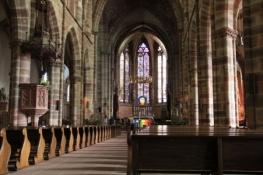 Wissembourg, Kirche St. Peter und Paul
