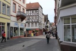 Hauptstraße in Neustadt
