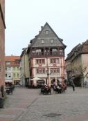 Neustadt, Scheffelhaus am Marktplatz
