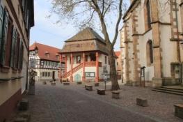 Rathaus in Freinsheim