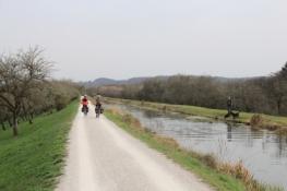 König-Ludwig-Kanal bei Rasch