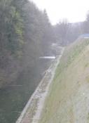 König-Ludwig-Kanal, Dörlbacher Einschnitt