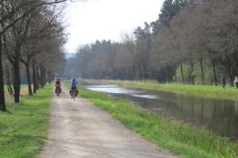 König-Ludwig-Kanal bei Sengenthal