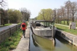 König-Ludwig-Kanal, Ausflugskahn ʺAlma-Viktoriaʺ