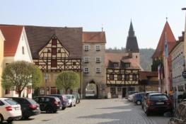 Berching, Marktplatz