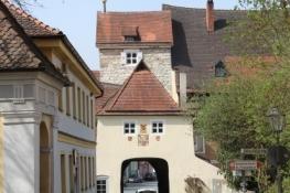 Berching, Stadttor