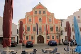 Kelheim, am Ludwigsplatz