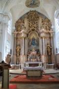 Klosterkirche Pielenhofen, Altarraum