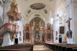 Klosterkirche Pielenhofen