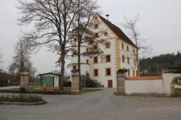 Oberes Schloß in Schmidmühlen