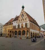 Amberg, Rathaus