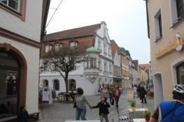Amberg, in der Georgenstraße