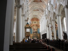 Amberg, St. Georg