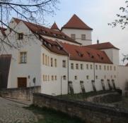 Sulzbach, Schloss von Süden