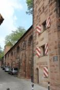 Nürnberg, Laufertormauer