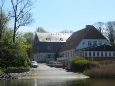 Færgekroen i Mysunde/Svans/The ferry inn at Missunde/Schwansen