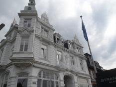 Badehotellet i Blankenese. Luksus og høj stil/The spa hotel in Blankenese. Luxury and posh style