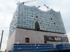 Skandalebyggeriet Elbe-filhamonien/The scandalous building of the Elbe philharmony