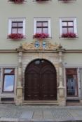 Hausportal in Pirna